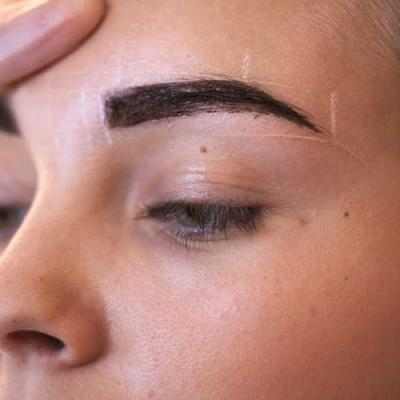 Eyebrow Shape And Tint Auckland Mg 0336
